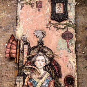 Antonis komt weer!!!! Secret Stories of A Geisha