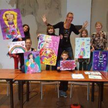 Ouder-(Klein)Kind Workshop Creëer jullie magische stad