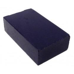 Encaustic wasblokje 11 blauw violet