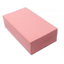 Encaustic wasblokje 24 roze