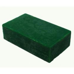 Encaustic wasblokje 40 neon groen