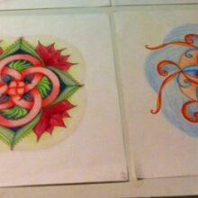 Chakra Creatief healing/reading:  Kleur jouw levensenergie optimaal!